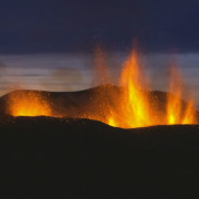 volcano, geothermal, iceland, profilm